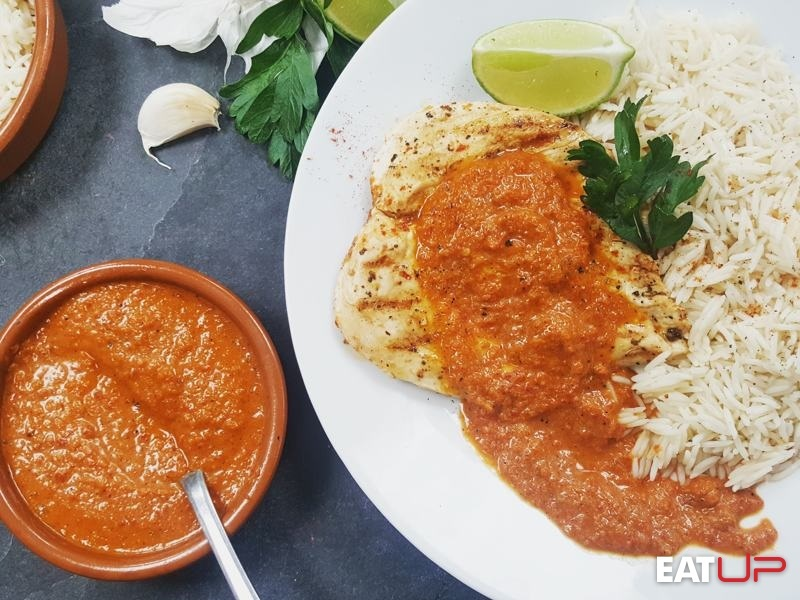 Punchy Peri Peri Chicken Recipe - UP Fitness