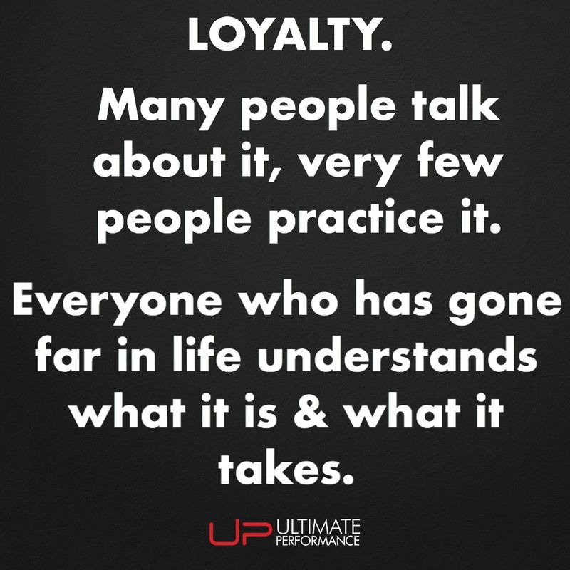 Loyalty Instagram