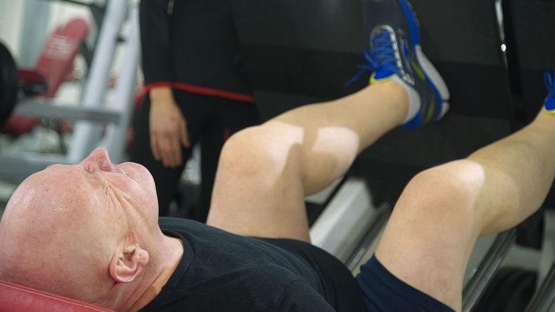 male 10 week body transformation - UP