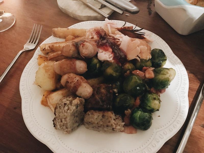 Sam's Christmas Dinner