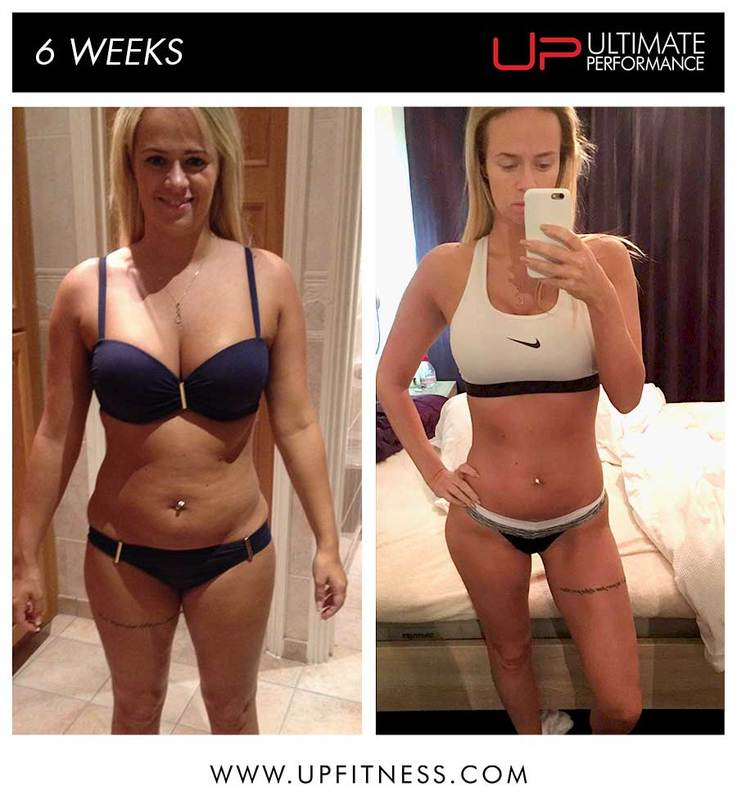 Lindsey's Incredible 6-Week Body Transformation Despite Two