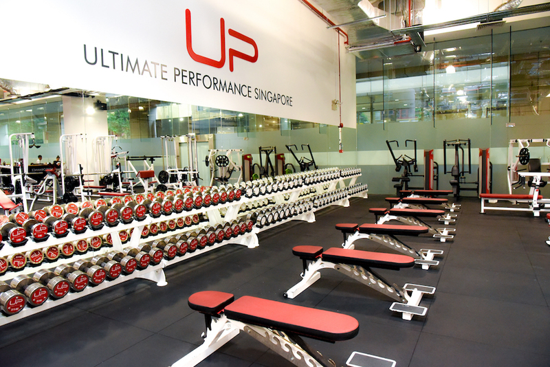 Ultimate Performance Singapore Gym