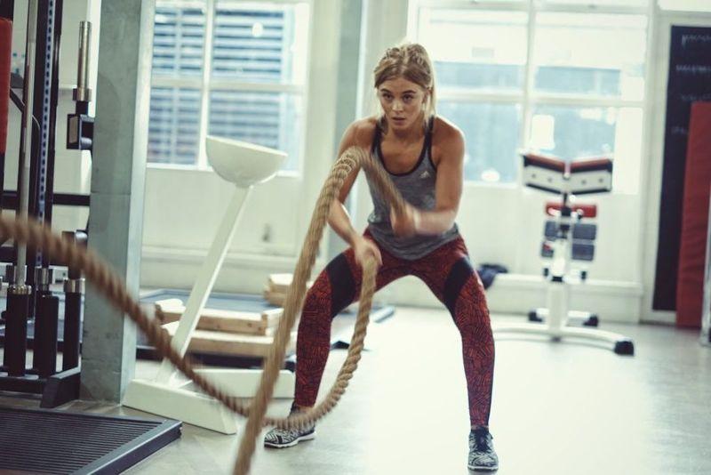 UP Fitness Sam Journey