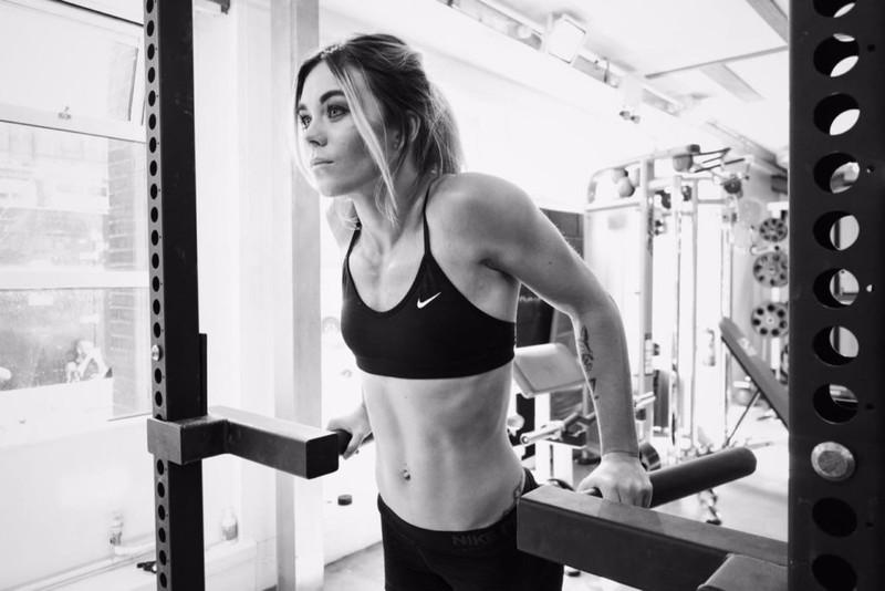 Weight Training - Sam's Journey