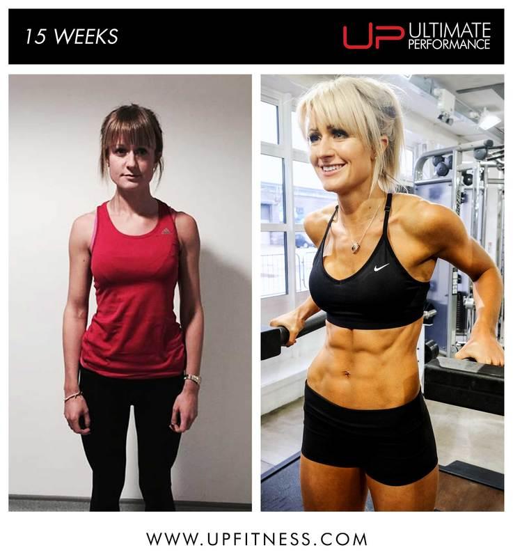 15-week transformation
