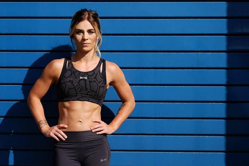 USA Pro - Sam's Fitness Journey