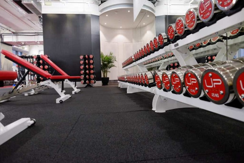 Ultimate Performance - What a gym should really look like