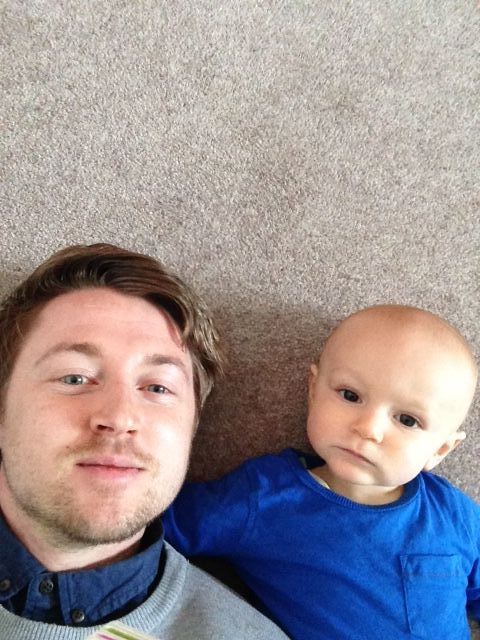 Ben With Son