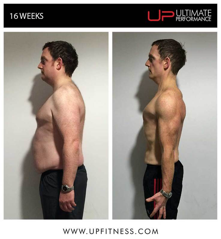 16 week transformation ultimate performance