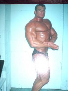 Nick mitchell posing