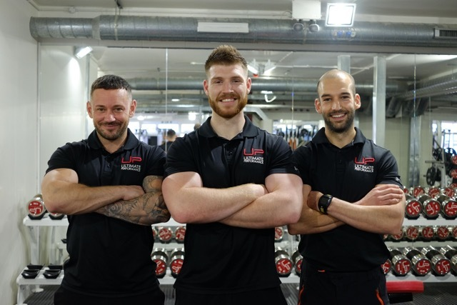 UP Personal Trainers- the best in the business