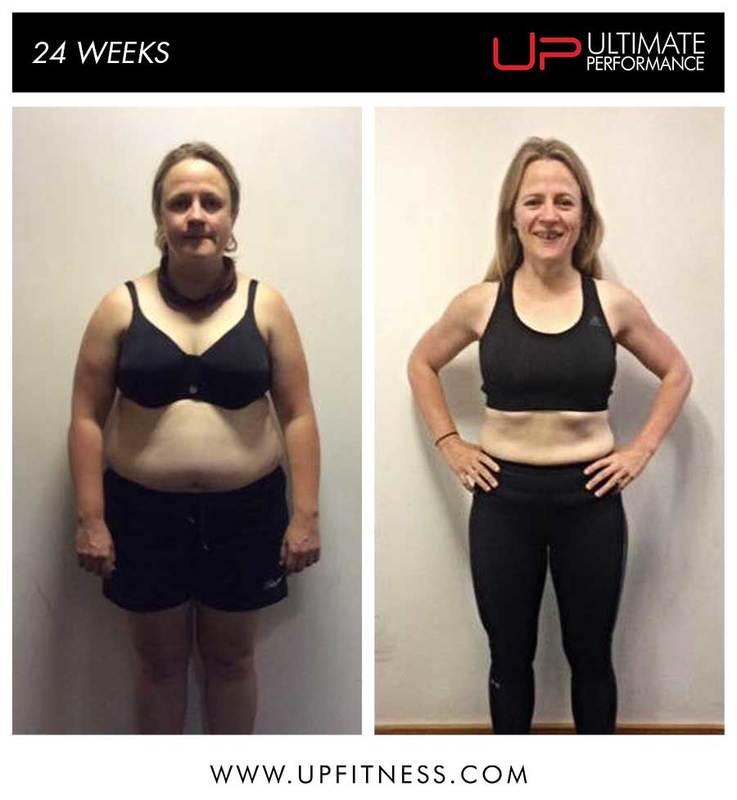 24 Week Transformation