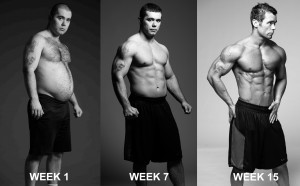 glenn parker 15 week progress