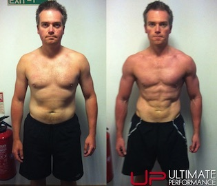 3 month male transformation - UP