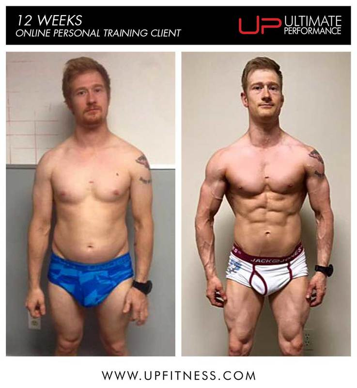 3c0fce39059 London Personal Trainer Gets Six-Pack in 12 Weeks - UP Fitness