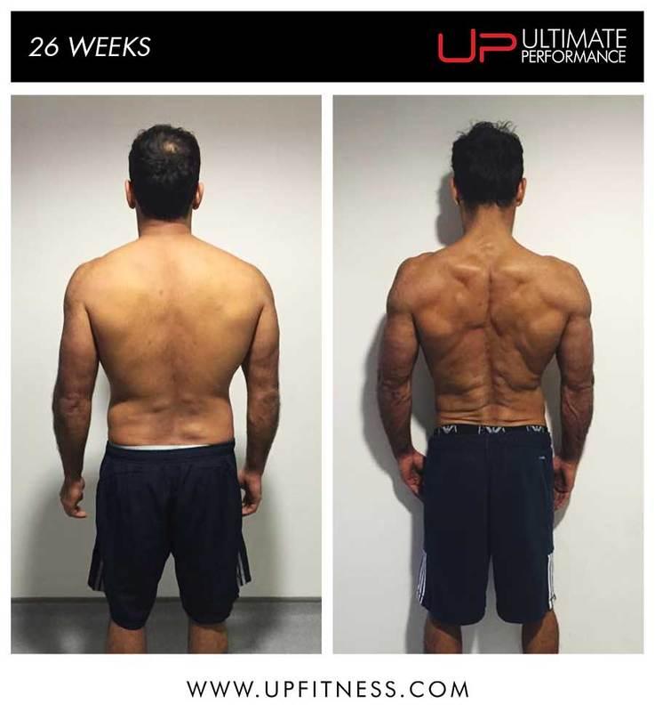 26 weeks ultimate performance