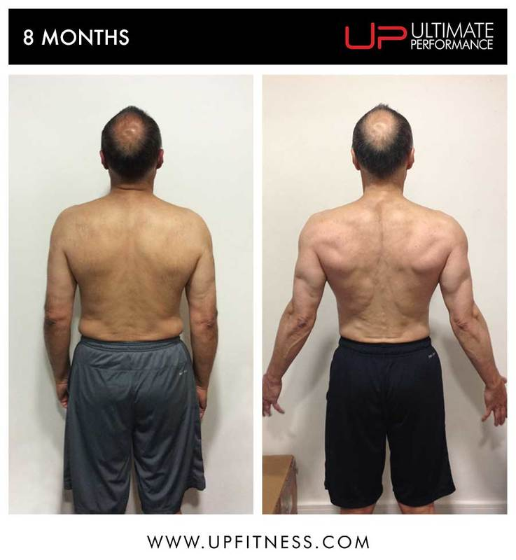 8 month male transformation_back