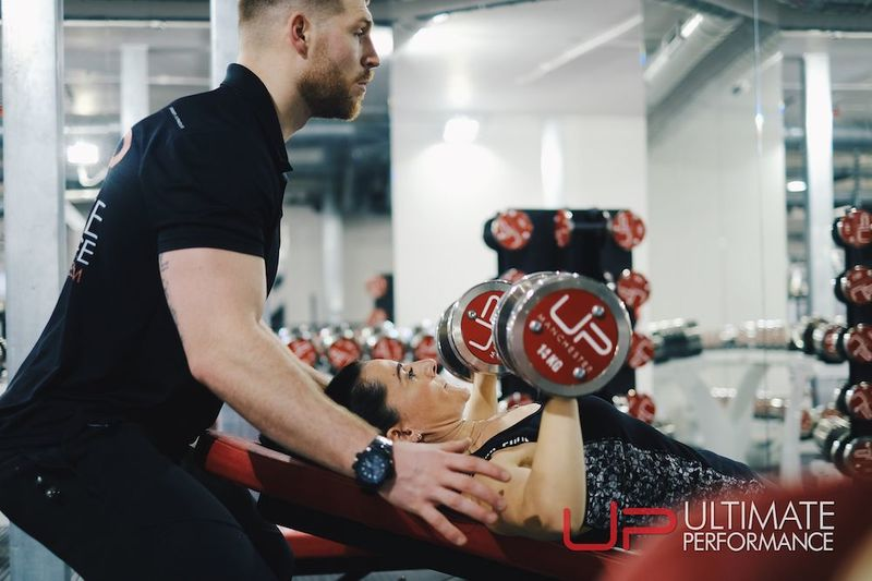 Training with weights