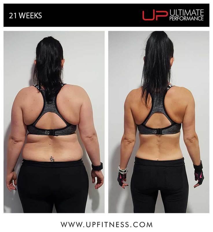 21 week transformation