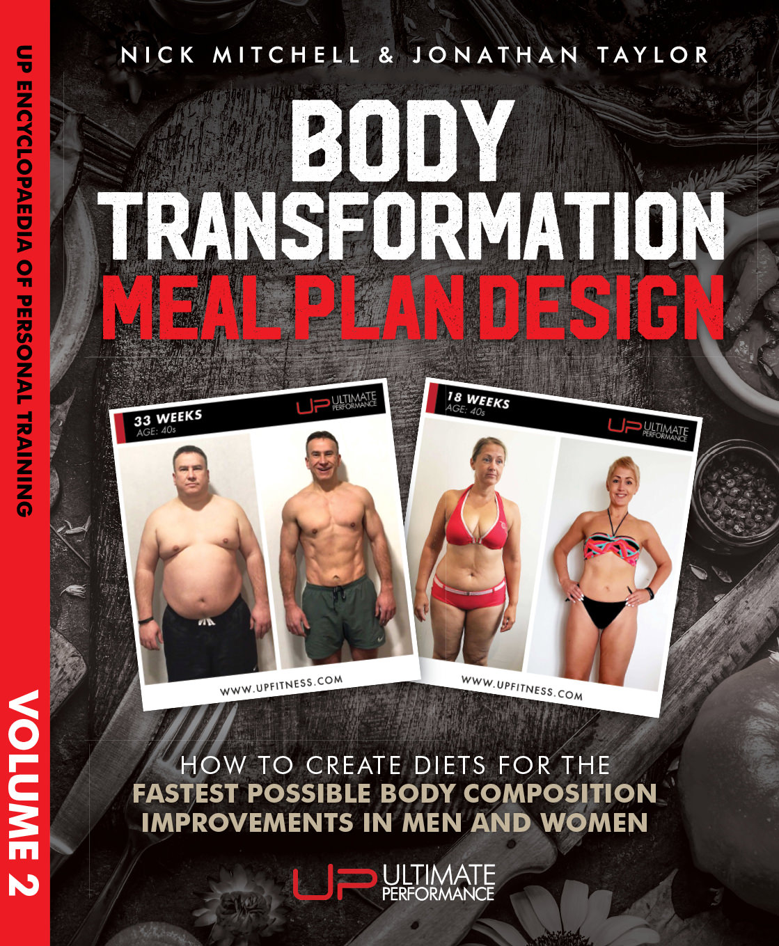 Body Transformation Meal Plan Design Online Resources