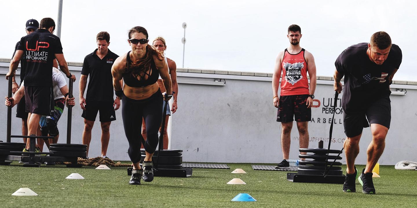 3 day summer training camp at ultimate performance marbella
