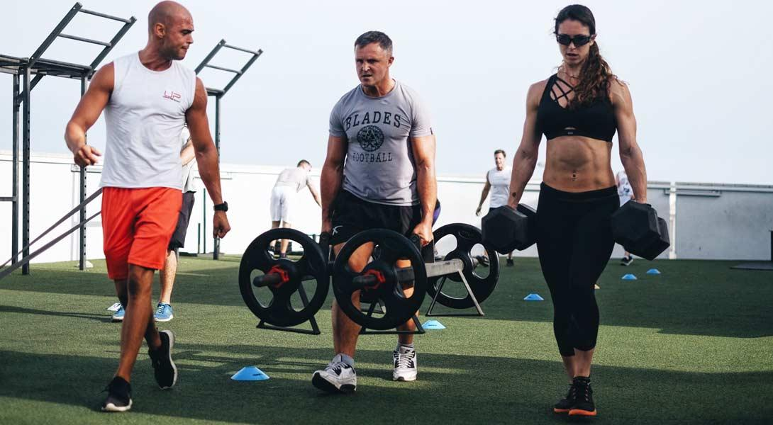 3 day spring training camp at ultimate performance marbella