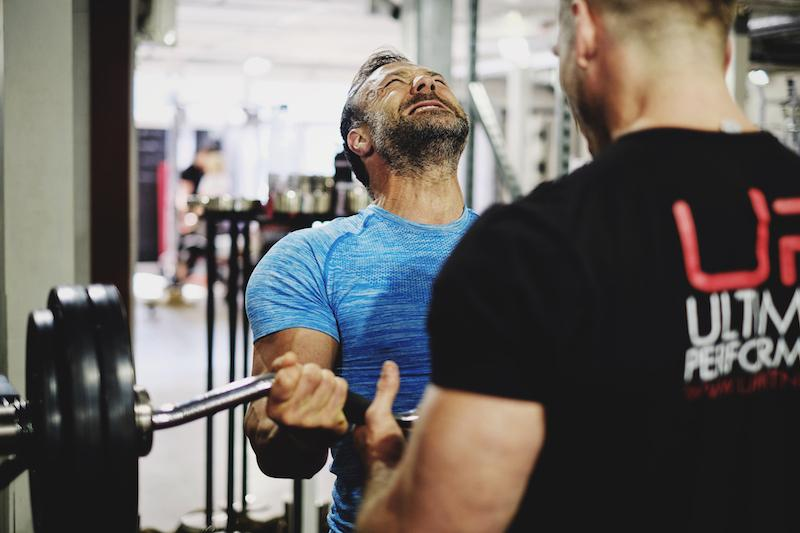Lock   load  how to train arms camp at ultimate performance