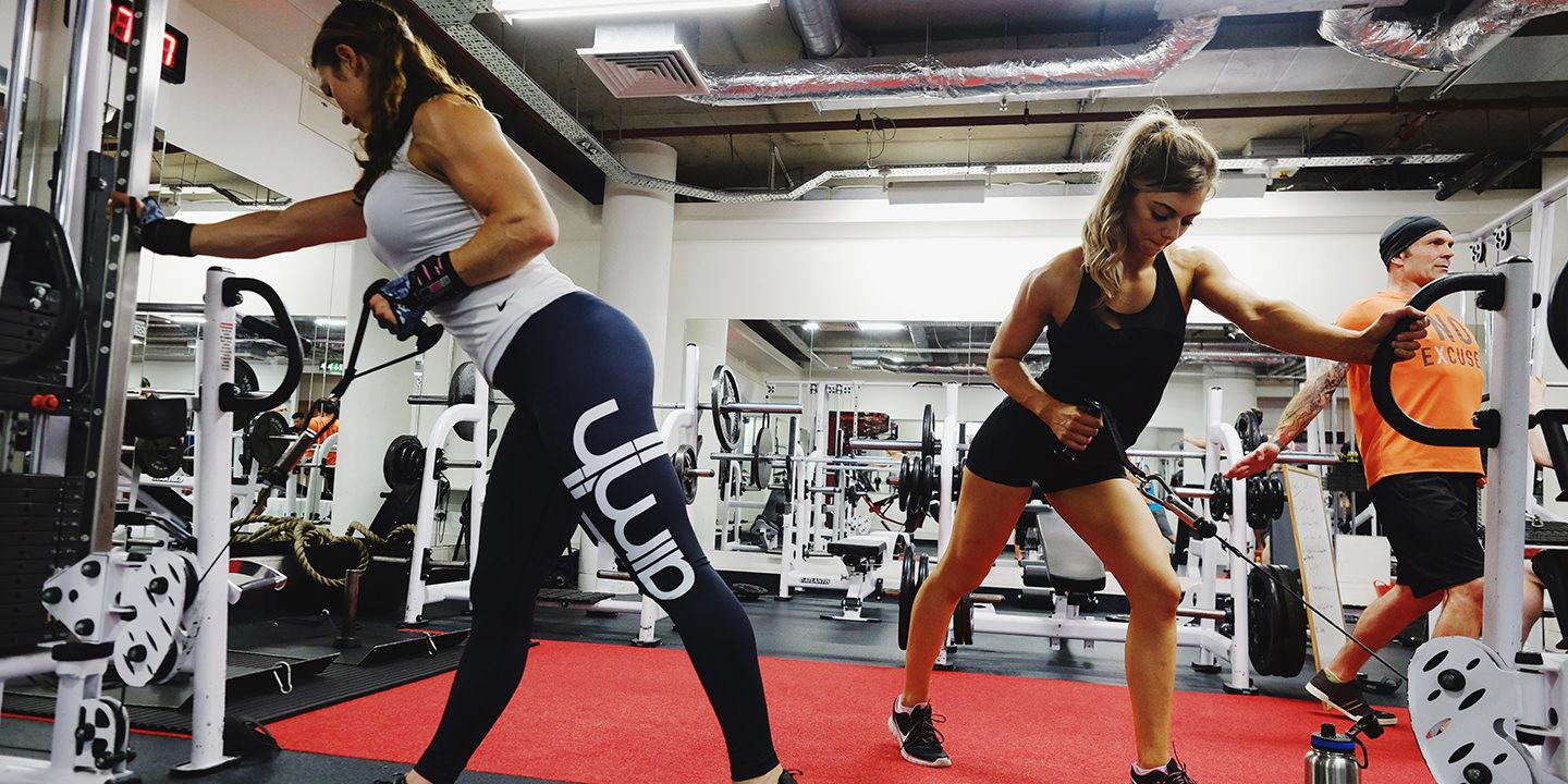 How to train a female day at ultimate performance manchester