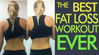 The best fat loss workout ever