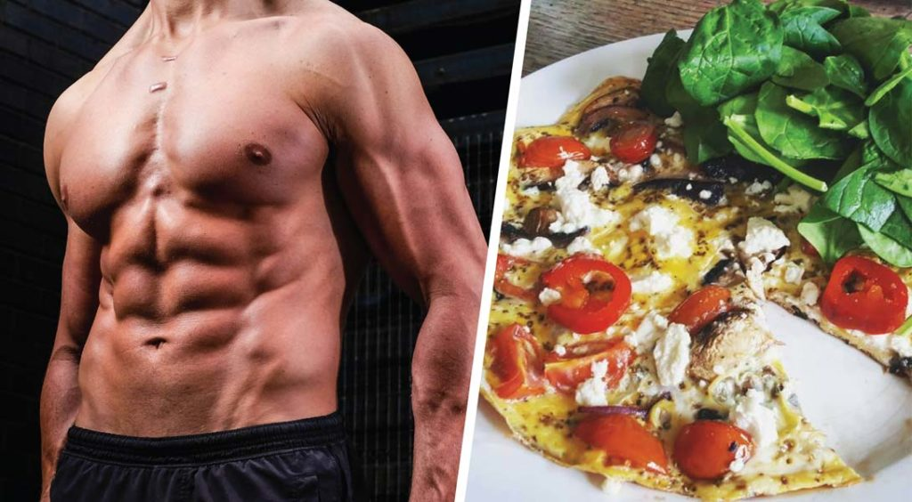 healthy meal plan to gain lean muscle