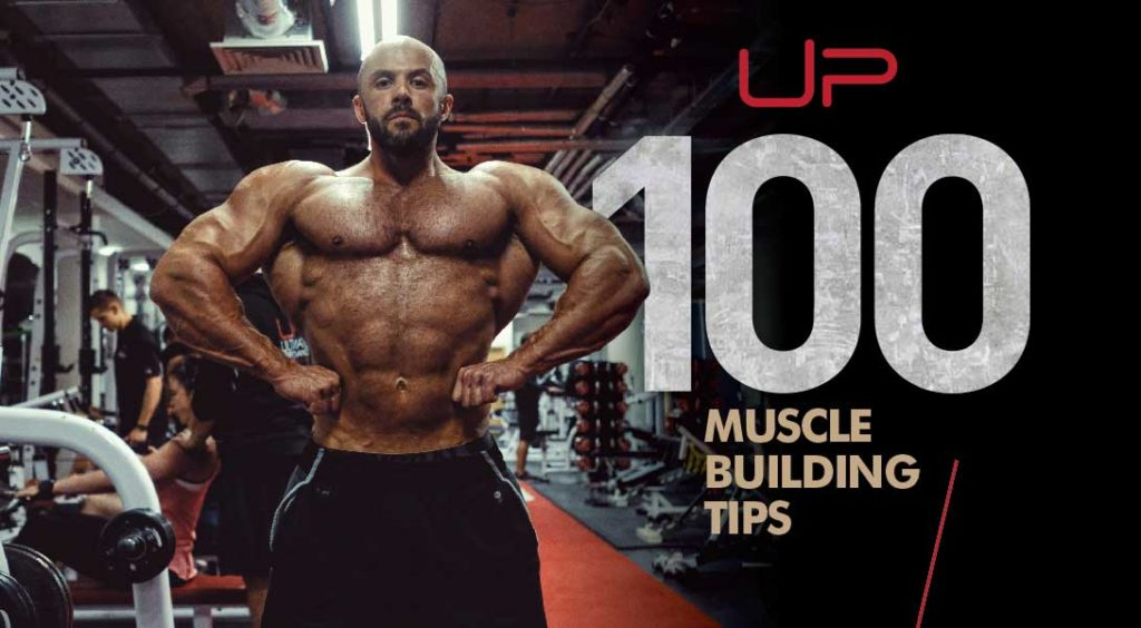 100 Greatest Muscle Building Tips Ultimate Performance