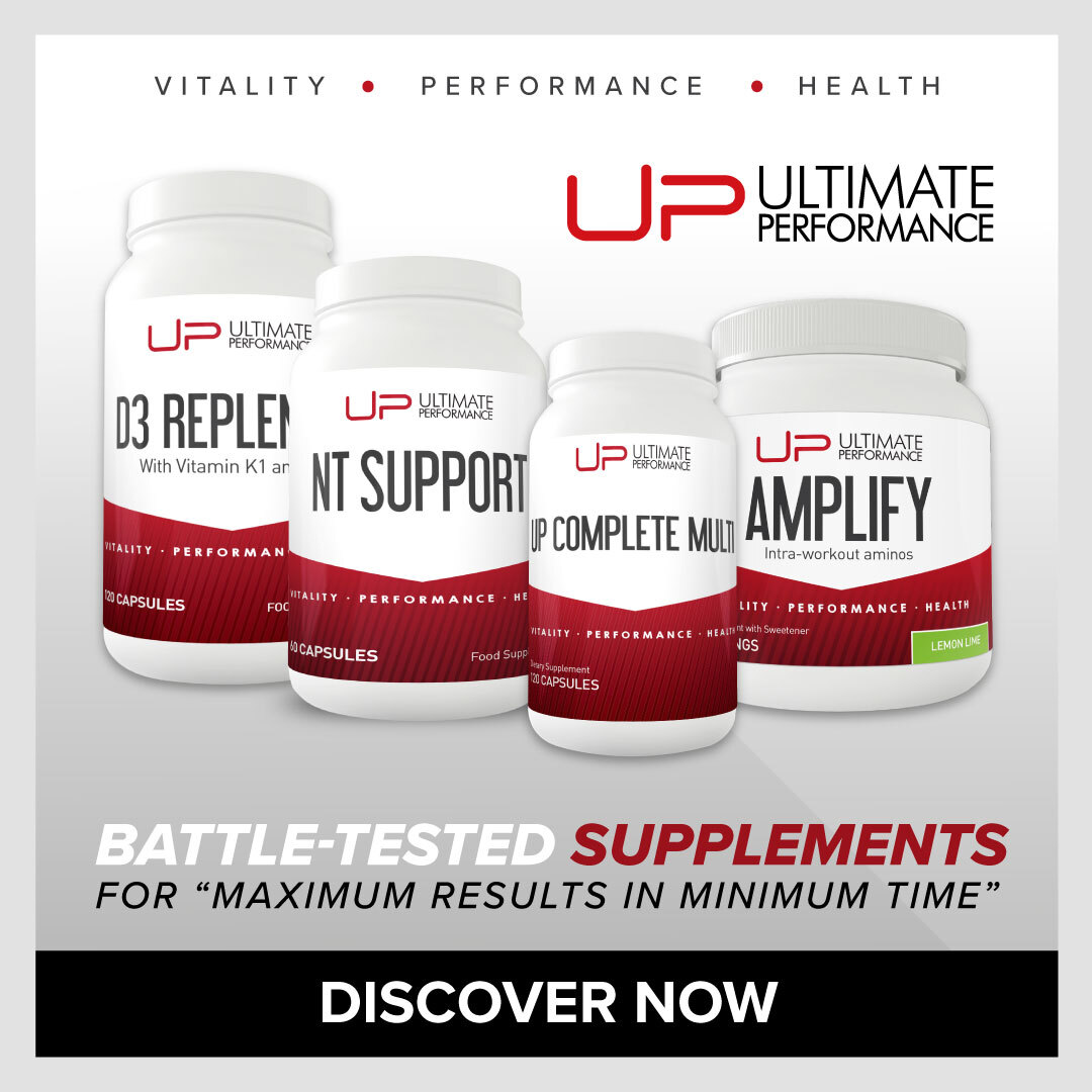 Ultimate Performance Supplements